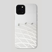 Architectural Detail - Phone Case by Alex Tonetti