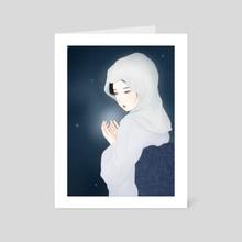 Koyuki - Art Card by Sai Tamiya