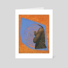 Declapistrated - Art Card by Marc Bryant