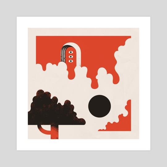 Horizon by Helvetica Blanc
