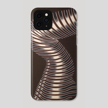 Prone - Phone Case by Lawrence Jones