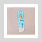 Lip Balm - Art Print by Rouble Rust