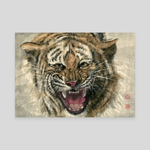 Tiger - 31 - Canvas by River Han