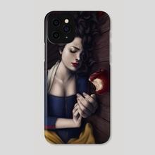 Poisoned apple - Phone Case by Fernanda Suarez