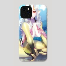 Mutio - Phone Case by elufae
