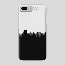Quebec City - Phone Case by Deniz Akerman