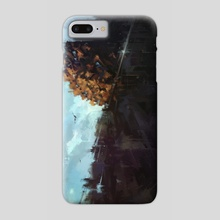 Autumn - Phone Case by Alexander Zienko