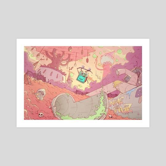 Big Adventure by Batsquatch Studios