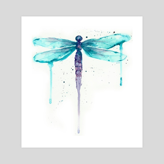 Dragonfly by Ursula Williams