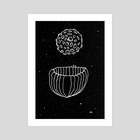 Stars IV - Art Print by Pato  Conde
