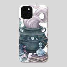 Witches Brew - Phone Case by Tiffany England