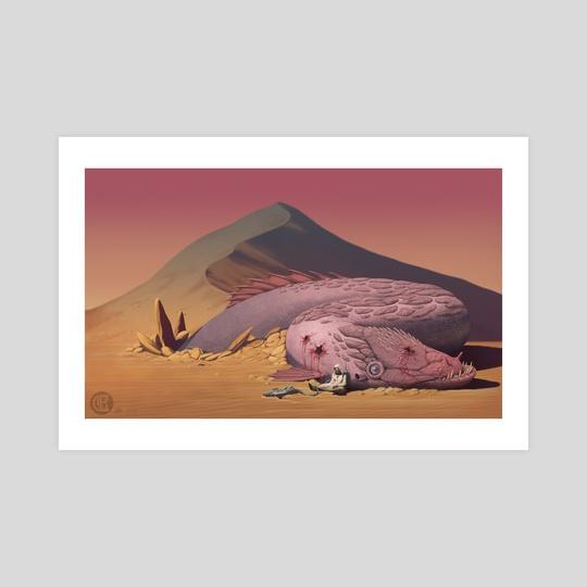 The Desert Thorn by Christopher Blackstock