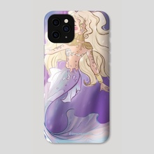 Mermaid - Phone Case by Drawing Cristina