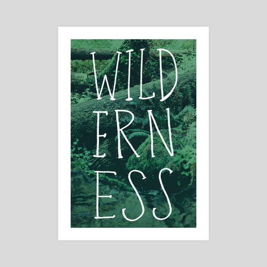 Wilderness by Leah Flores