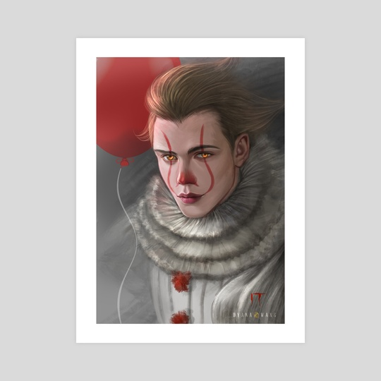 Pennywise Bill by Dyana Wang