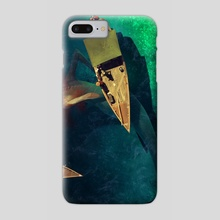 Mermaid - Phone Case by Sergey Kolesov
