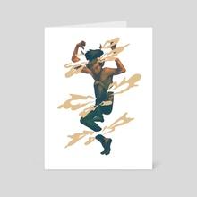 Cut - Art Card by Kerrancia MD