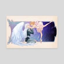 Card Captor Sakura - Canvas by Amanda Wilson