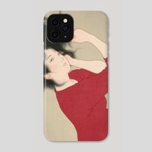Asuka - Phone Case by Sai Tamiya
