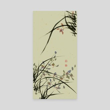 Orchid - 113 - Canvas by River Han